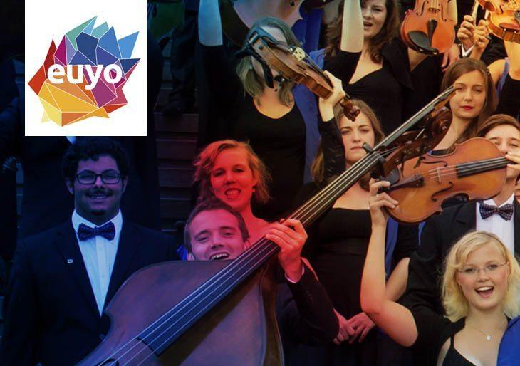 Bruselas salva in extremis la continuidad de la Joven Orquesta Europea