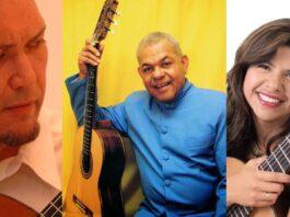 Las Guitarras de Karen Arango y Guillermo Flores suenan junto a la Sinfónica de Falcón