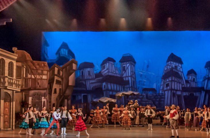 """""""El Quijote"""" exquisito montaje de la Fundación Teatro Teresa Carreño"""