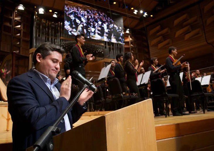 Tres de las principales orquestas de El Sistema suben un nuevo peldaño musical
