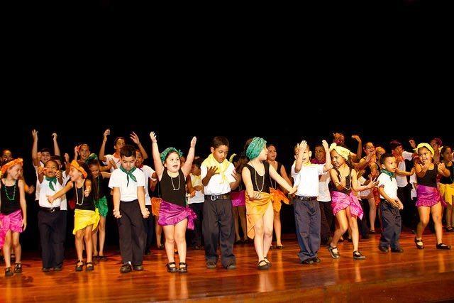 Del Coro Infantil Venezuela para los niños