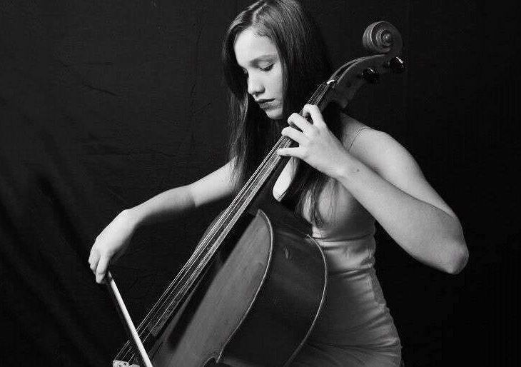 Una zuliana de 19 años interpretará el Concierto para violonchelo de Dvořák