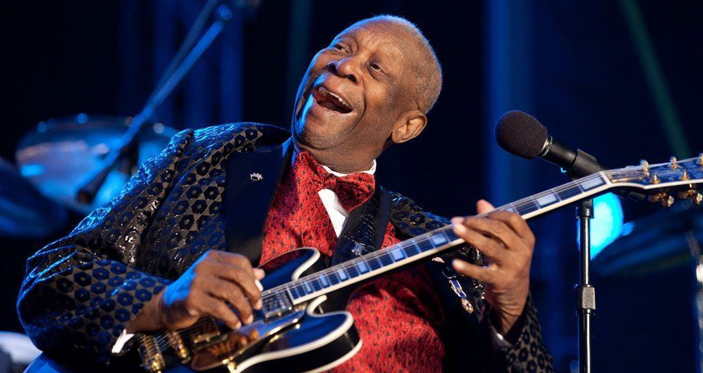 B.B. King será reconocido por la Grammy Foundation