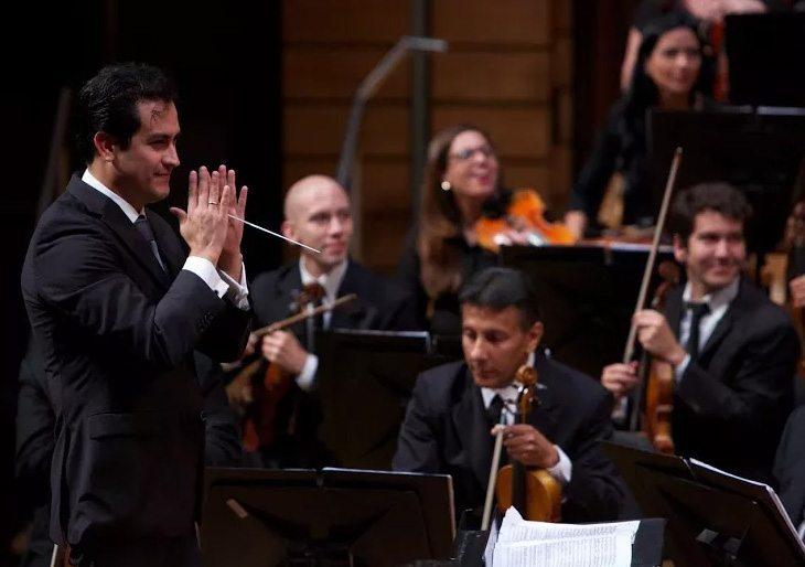 El XI Festival de Juventudes continúa mostrando las Grandes Orquestas