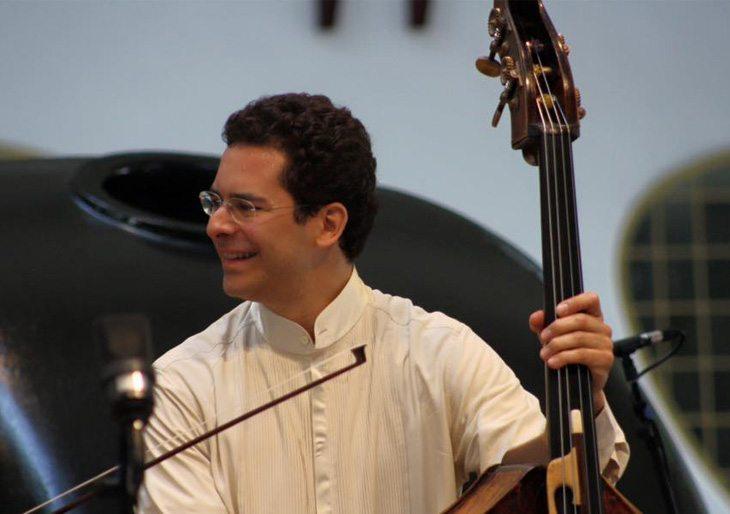 Edicson Ruiz se presenta como solista en el Festival Internacional de Música de Marvao, Portugal