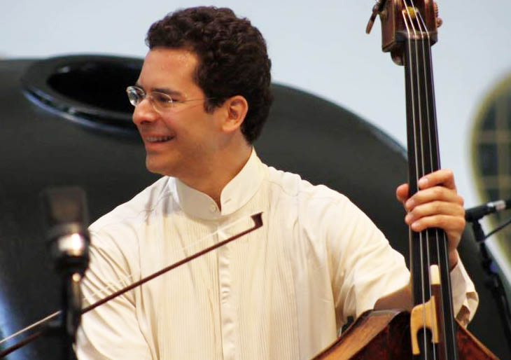 Edicson Ruiz regresa al Festival Mecklenburg Vorpommern