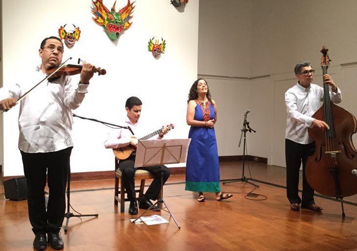 Eddy Marcano y Fabiola José llevaron la tradición venezolana a Europa