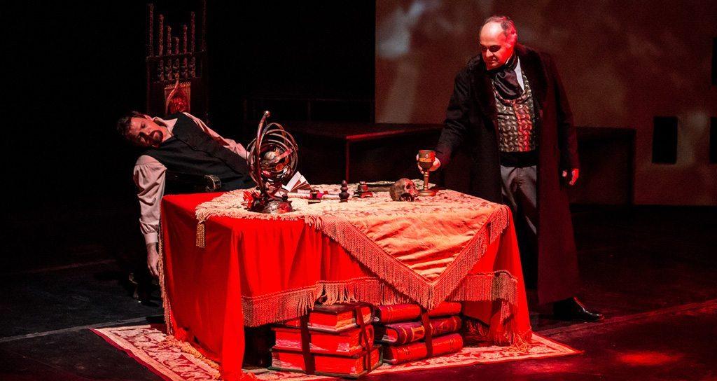 "Ópera ""Fausto"" se presenta en el Teatro Teresa Carreño"