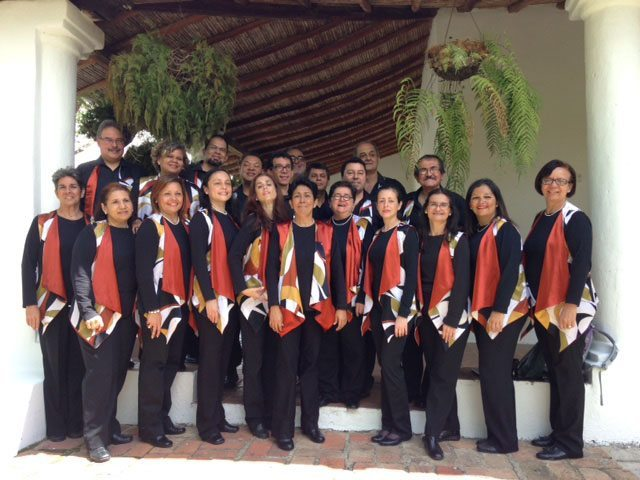 """""""Canto a la Paz""""Concierto 34 Aniversario en Homenaje al Maestro Antonio Estévez"""
