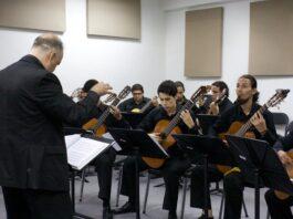 Orquesta de Guitarras Antonio Lauro