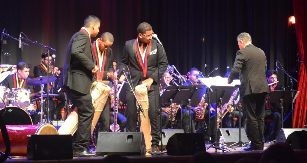 La Simón Bolívar Big Band Jazz presenta su primer DVD