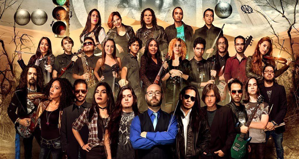 Orquesta de Rock Sinfónico Simón Bolívar presenta su tributo a DreamTheater