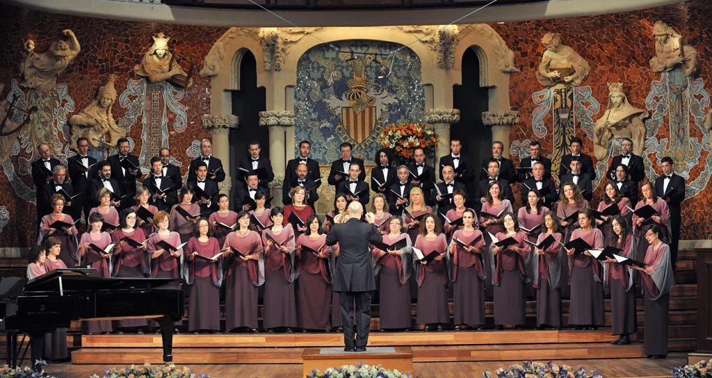 El Orfeó Català celebra su 125 aniversario