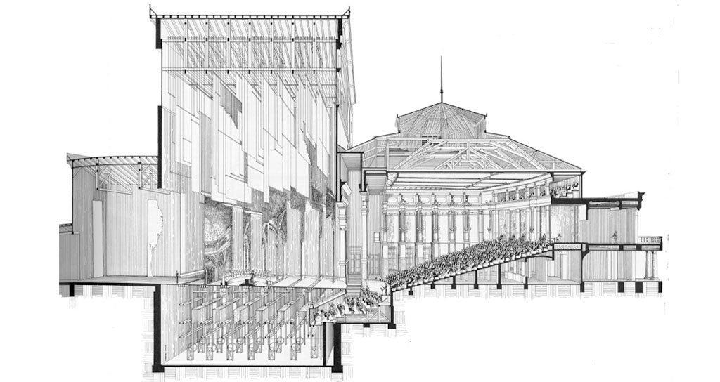 El teatro en el siglo XIX