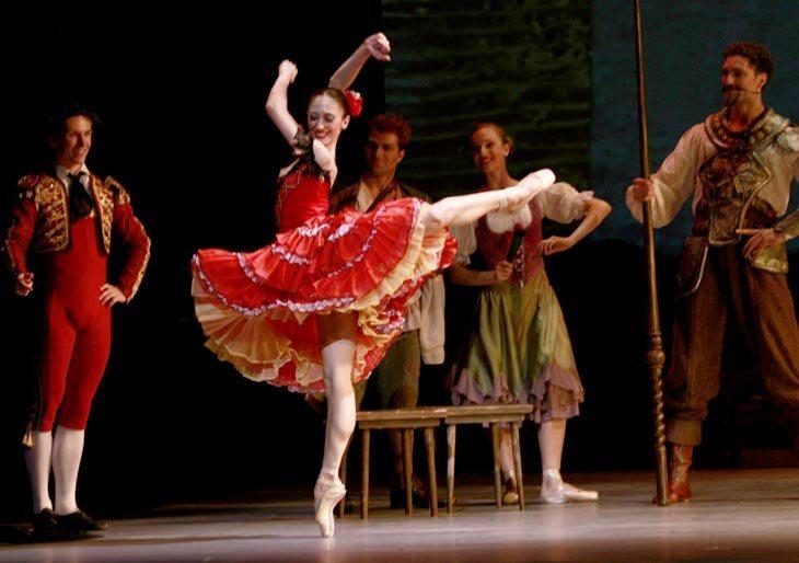 """Orquesta Sinfónica de Falcón presenta el Ballet """"Don Quijote"""""""