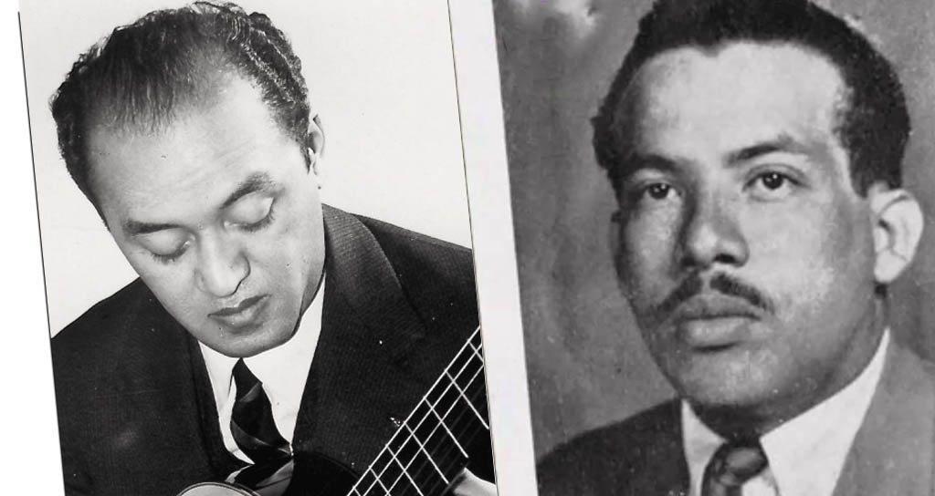 Alirio y Rodrigo en la vida de un músico caroreño