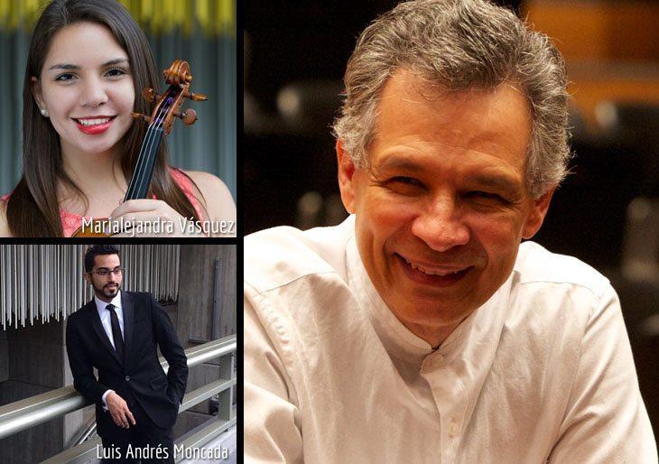 2do. Recital del Ciclo Sonatasparapianoy violín de W.A. Mozart