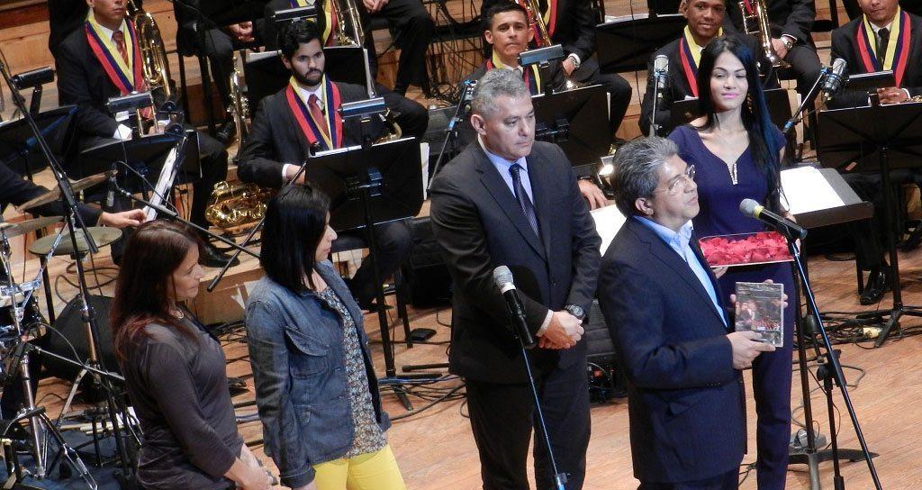La Simón Bolívar Big Band Jazz hace historia bautizando su primer DVD