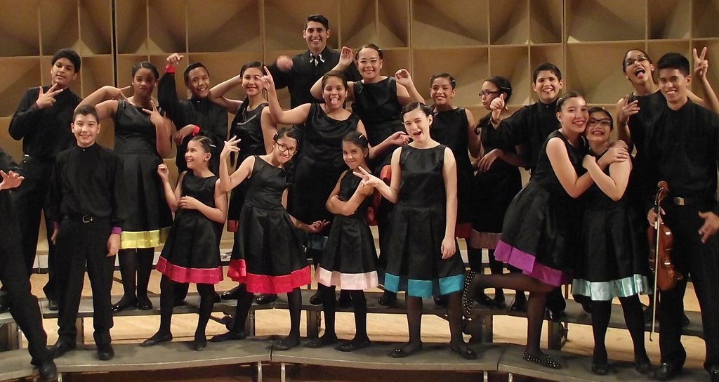 La Asociación Cultural Humboldt culmina su primera temporada 2016 con el Ensamble Clave de Sol
