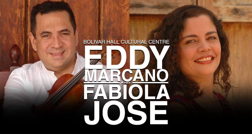 Fabiola José y Eddy Marcano llevan la magia de la música venezolana a Europa