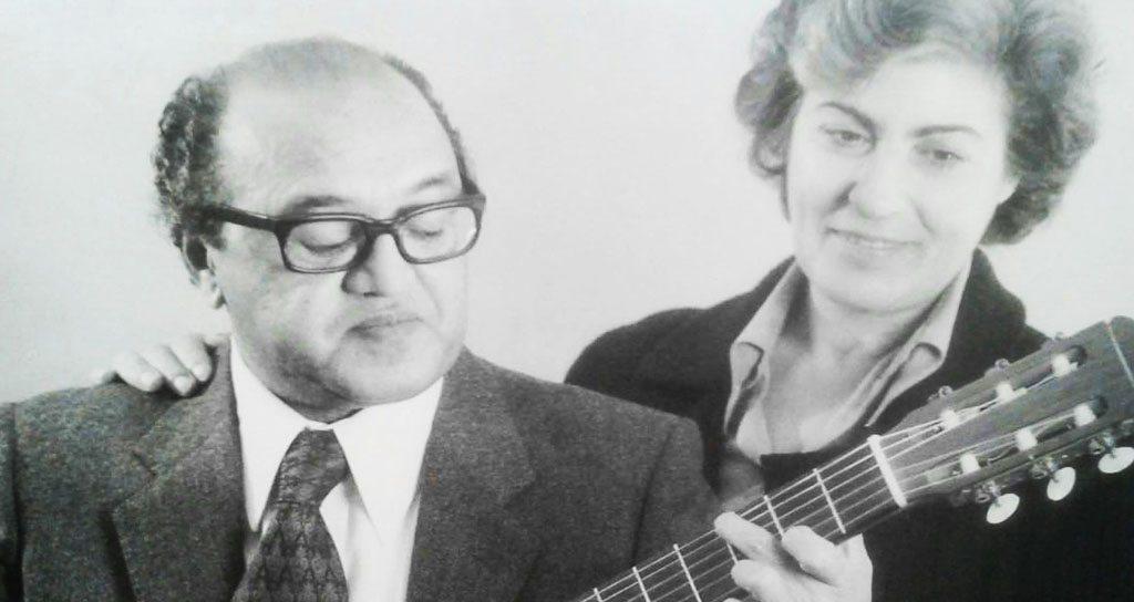"""Alirio Díaz fallece a los 92 años en Roma """"El Guitarrista de dos mundos"""""""