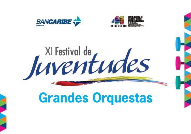 El XI Festival de Juventudes presenta Grandes Orquestas