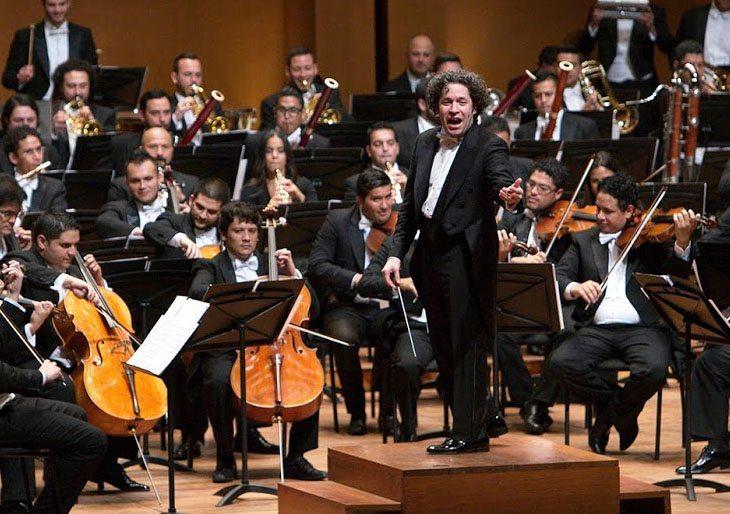 Bogotá volvió a celebrar el talento y la versatilidad de Dudamel y la OSSBV