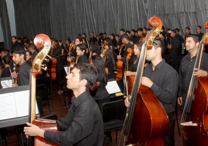 Orquesta Juvenil Regional Falcón presenta concierto en el Teatro Omar Hurtado