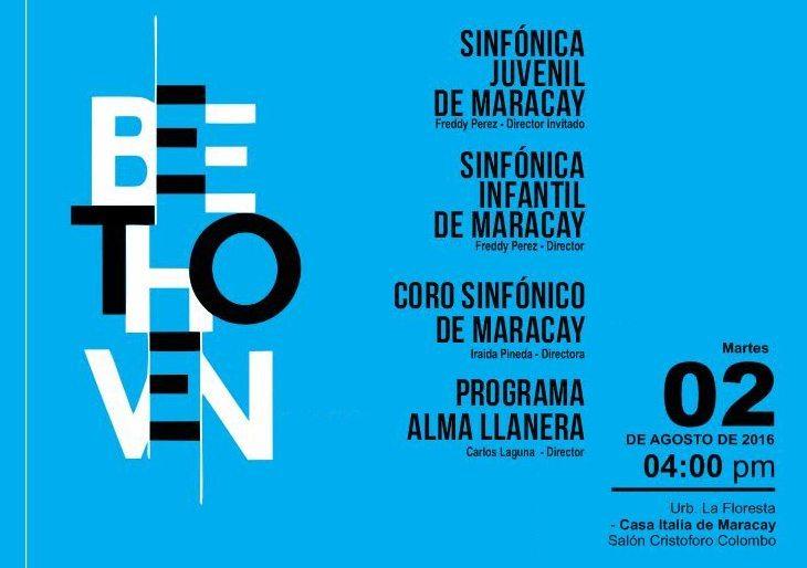 Culmina temporada 2015-2016 Orquestas y Coros de Maracay en Concierto