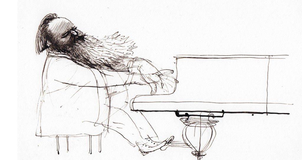 Brahms se posicionaba al lado del clasicismo