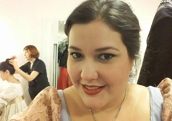 Mairín Rodríguez ganó en la categoría mezzo el 10° Concurso de Canto Dr. Alejandro Cordero