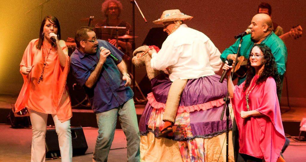 Ponteporonte: un Concierto Pelempempudo, invita a jugar al ritmo de la tradición