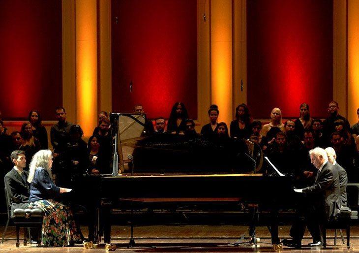 Daniel Barenboim sustituye a Martha Argerich por enfermedad en un recital en Salzburgo
