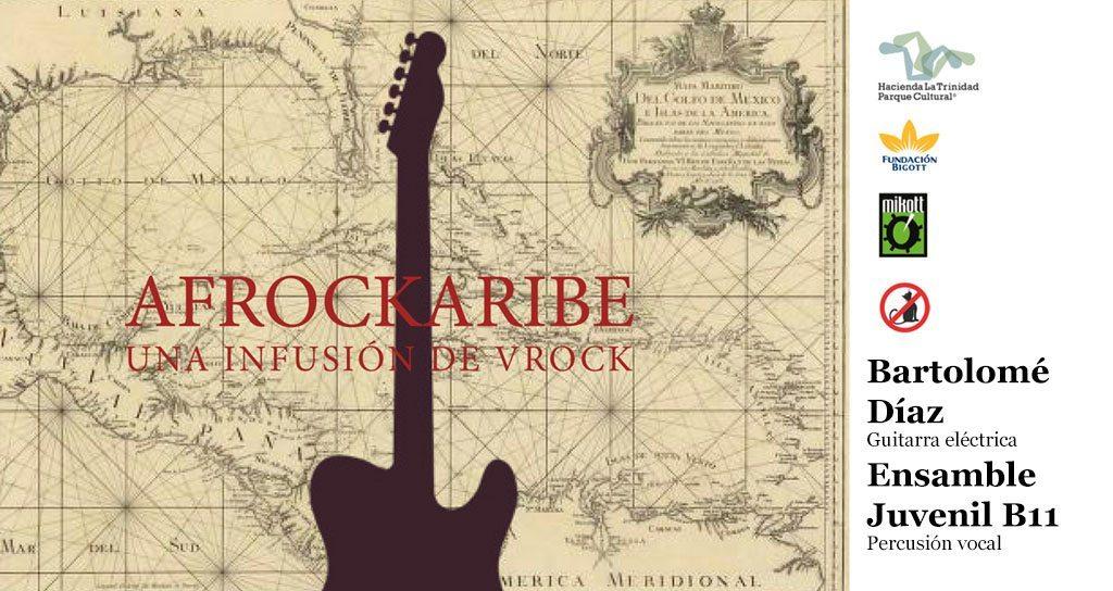 Arte, Música e Ideas de Afrockaribe en la Hacienda La Trinidad