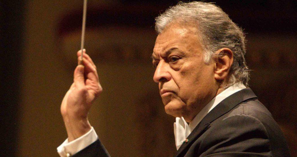 Zubin Mehta, nuevo director musical honorario de la Ópera de Nápoles