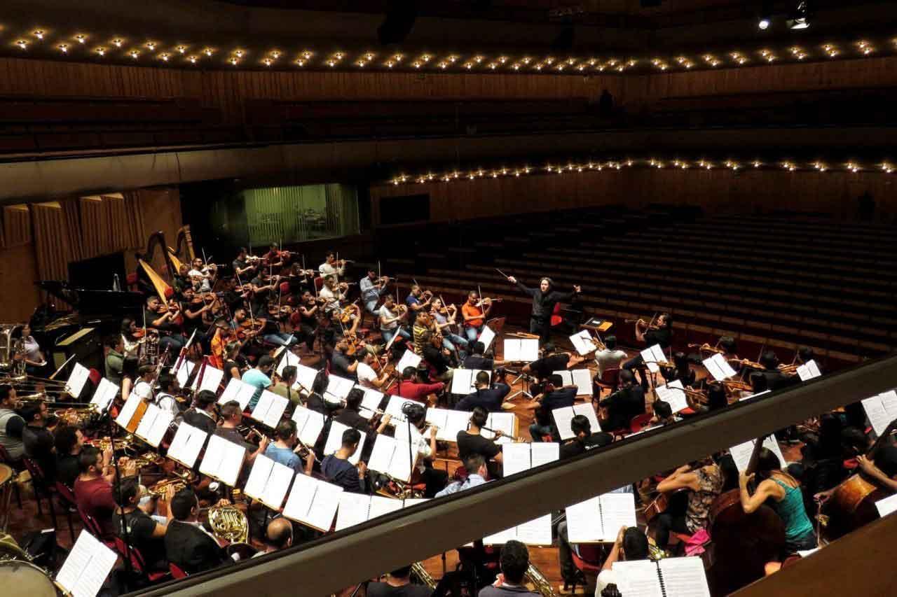 El Sistema Stockholm Gustavo Dudamel Orquesta Sinfónica Simón Bolívar | Servicio de Prensa Baltic Sea Festival