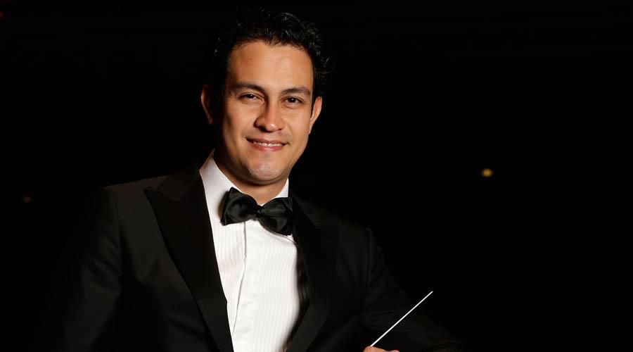 Diego Matheuz dirigió a la Orquesta del Teatro Regio de Turín