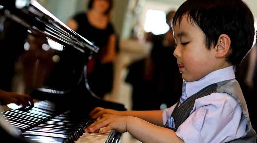 Evan Le, el niño prodigio que toca el piano como Mozart