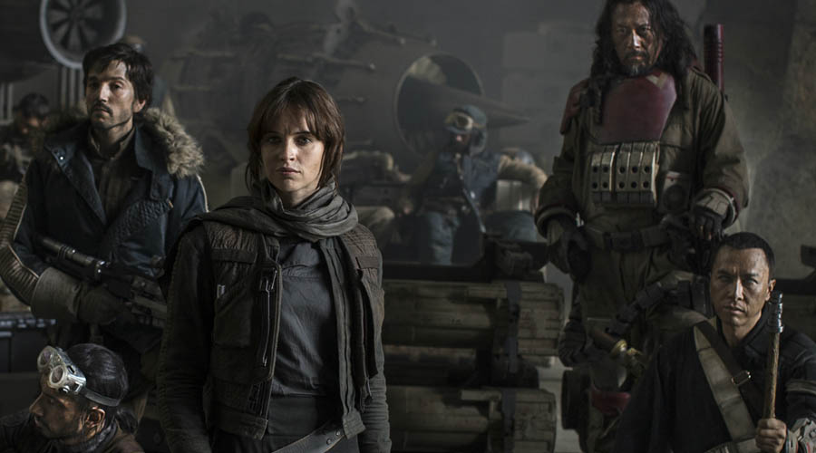 """Más cambios para """"Star Wars: Rogue One"""": ahora, nuevo compositor"""