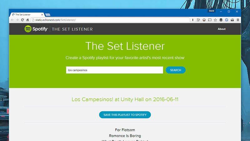 the-set-listener