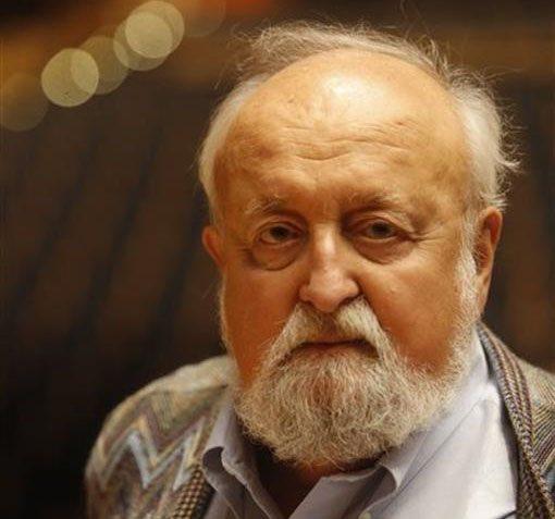 Krzysztof Penderecki: «Uno se equivoca y lo intenta de nuevo»