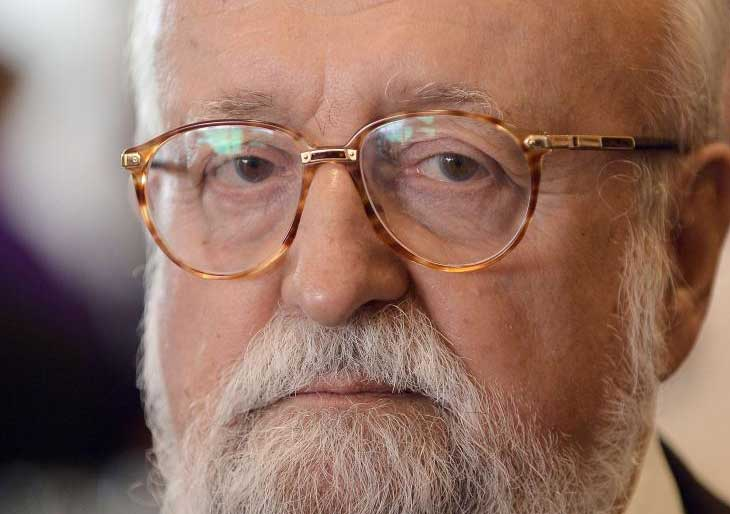 La música sacra mantiene su vigencia entre los jóvenes, dice el maestro Penderecki