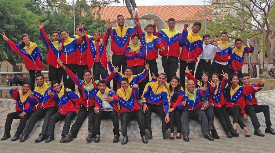 Ensamble de Metales Juvenil de Falcón presenta concierto en el Teatro Armonía