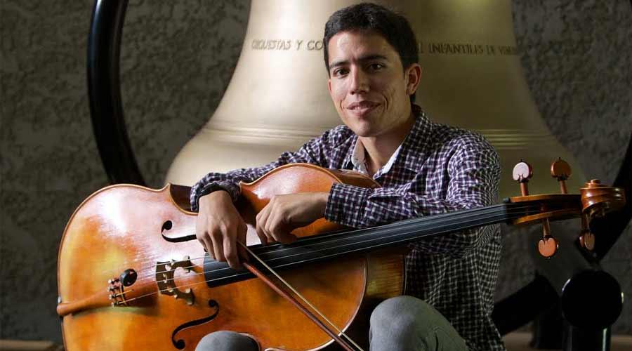 Christian Vásquez abre nuevo ciclo musical en Venezuela