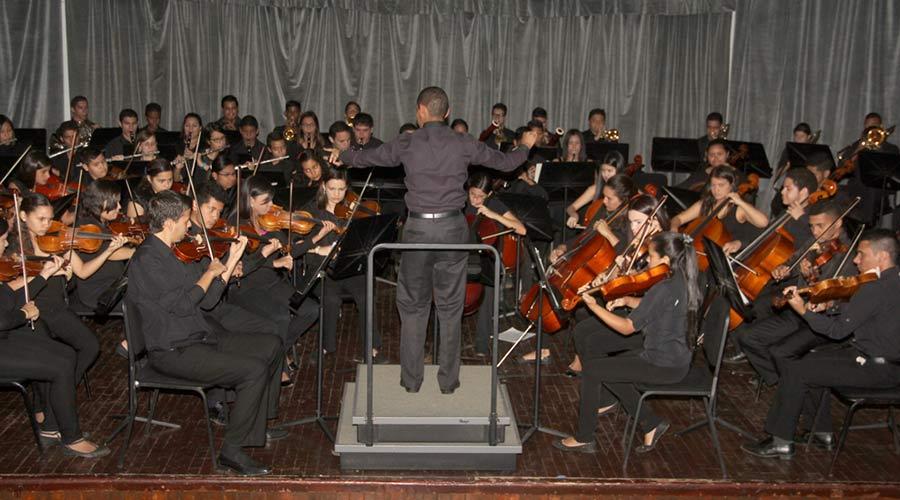 Tres Orquestas del Sistema Falcón se presentan en la celebración del 29 Aniversario del municipio Colina