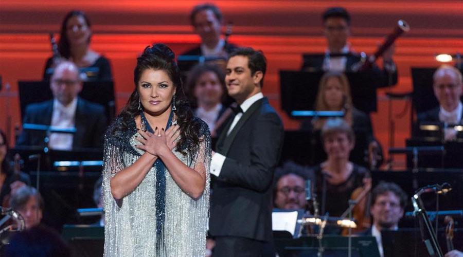 Diego Matheuz condujo a la Konzerthausorchester Berlín en aparición de Anna Netrebko