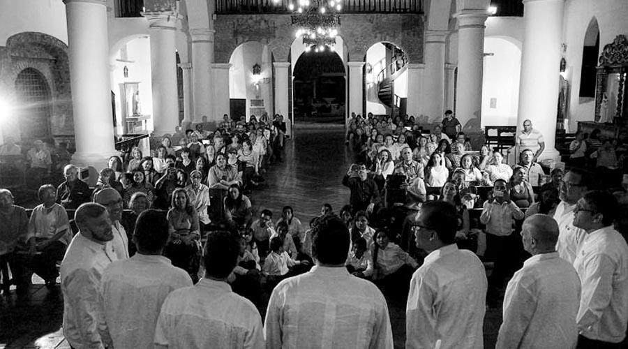 Homines Urbi celebra su décimo aniversario con concierto gratuito en la Galería de Arte Nacional