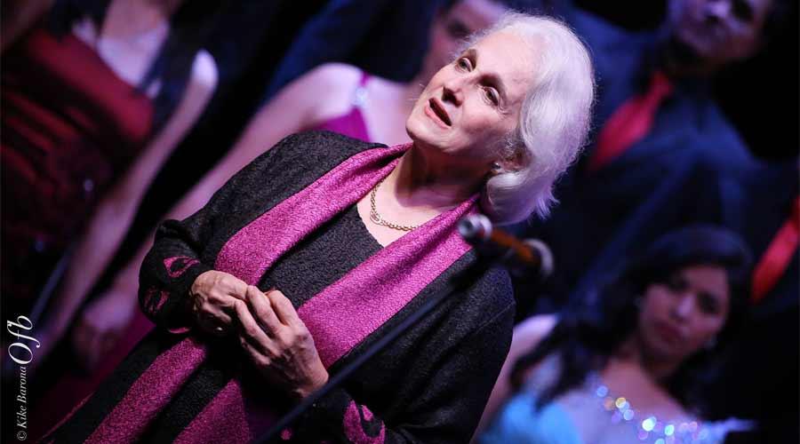María Guinand invitada como tallerista en el Festival Corearte de Barcelona 2016