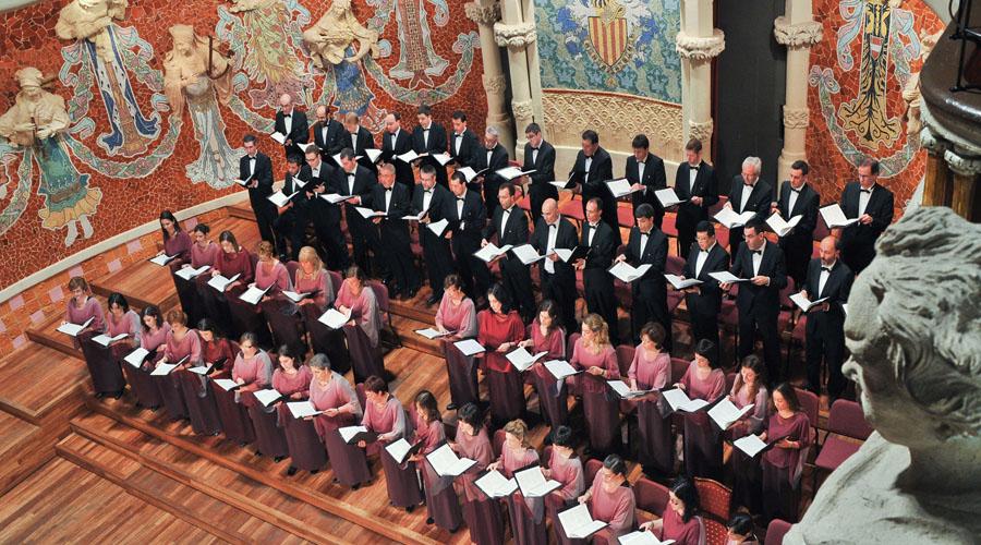 Palau de la Música acoge una exposición sobre los 125 años del Orfeó Català