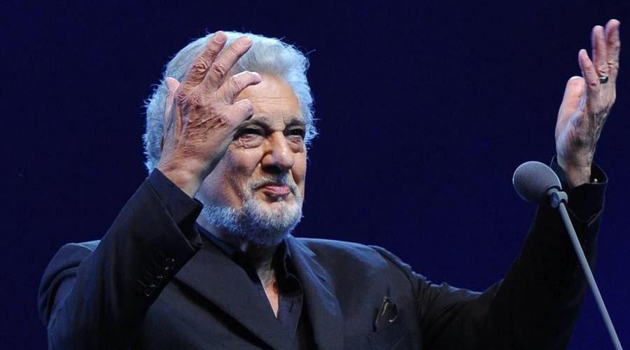 Plácido Domingo extiende su contrato con la Ópera de Los Ángeles